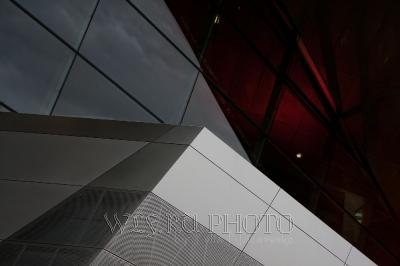 архитектурная абстракция фото постер