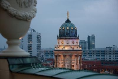 фотография Берлина сверху, с высоты