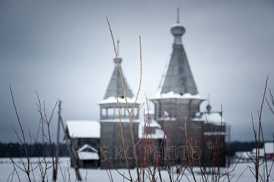 северная деревянная архитектура церковь фото