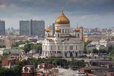 Фотографии москвы с высоты источник