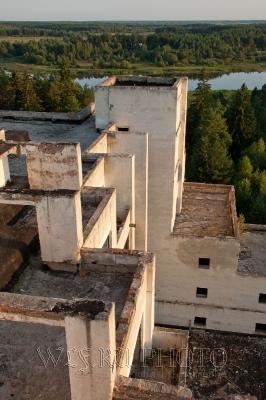 санаторий в Паулинском лесу Калязин фото