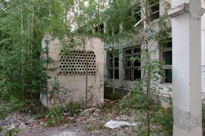 заброшенный санаторий в Калязине фото