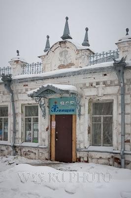архитектура Каргополя фото