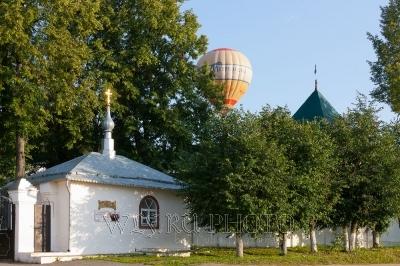 фестиваль воздухоплавания в Переславле-залесском