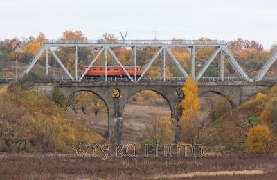 железнодорожный акведук мост фото