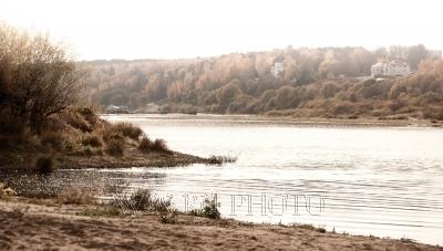 Ока река фото