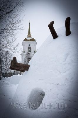 русские валенки фото