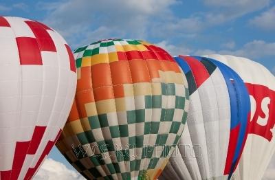 воздушные шары аэростаты фото