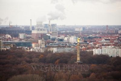 фотография Берлина панорама