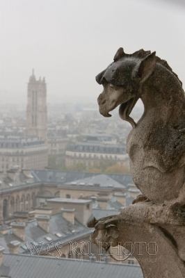 фотография Парижа большого разрешения