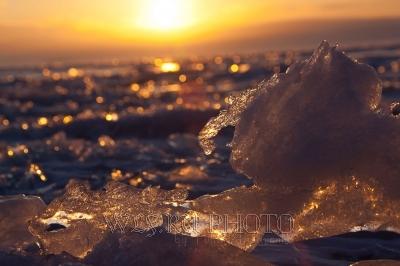фотография заката солнца