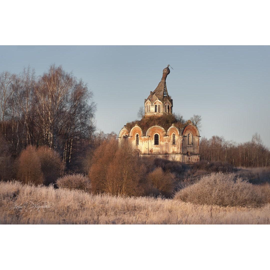 17.03.2019 Фототур: Тверская область - Ледяная пещера.