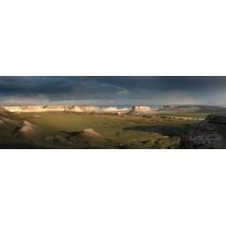Урочище Бозжира панорама