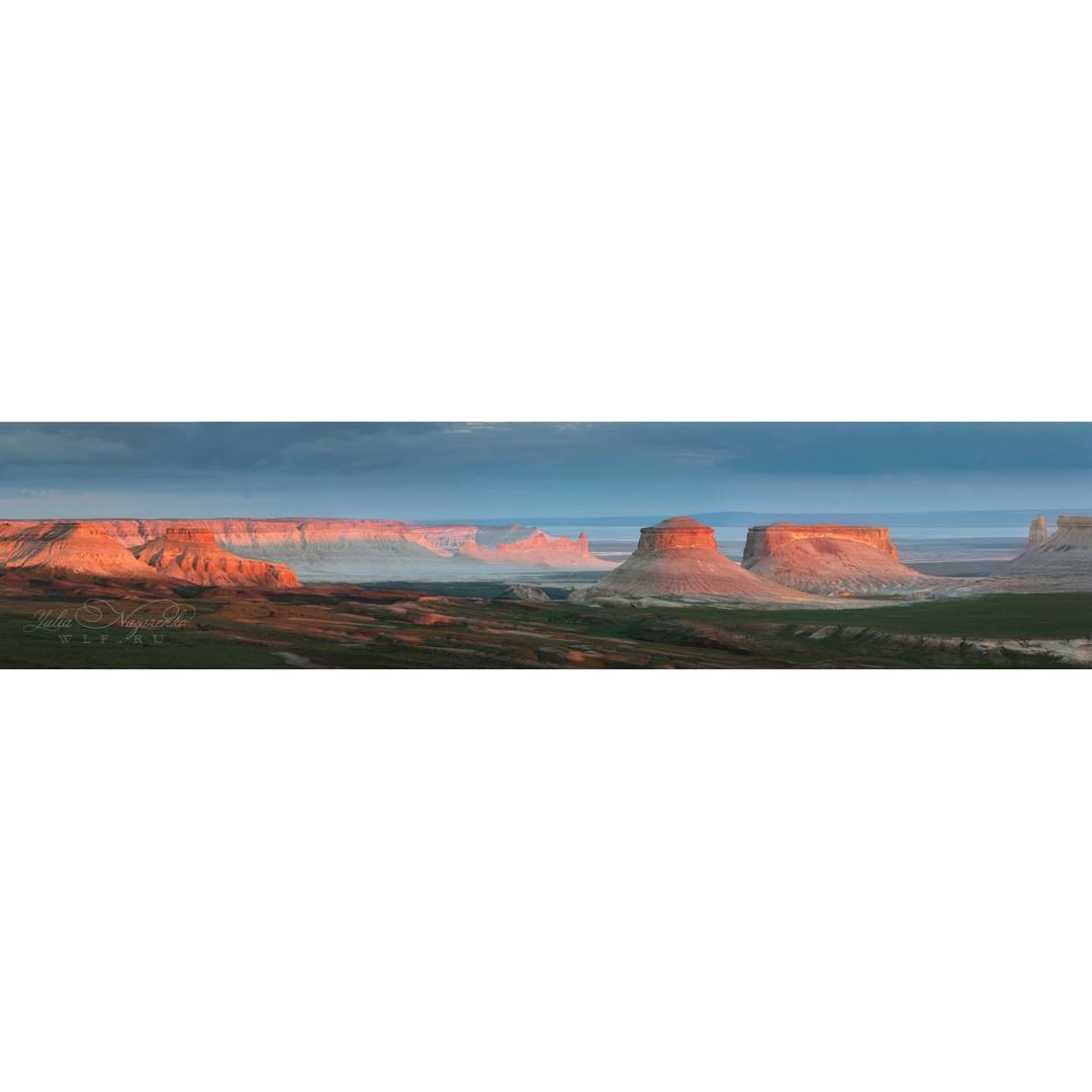 Древний Тетис панорама