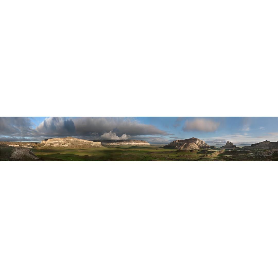 Долина Замков панорама