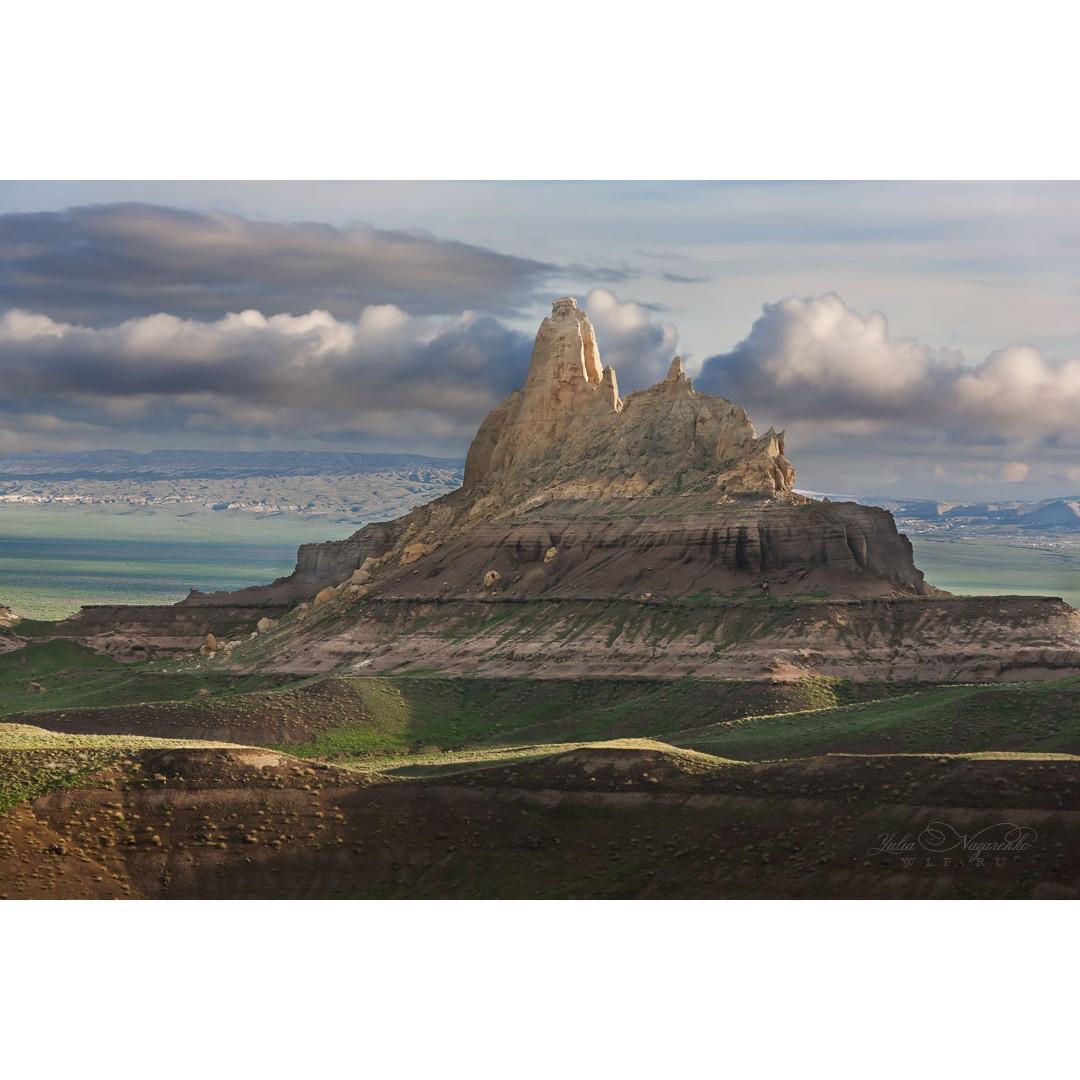 Замок в степи