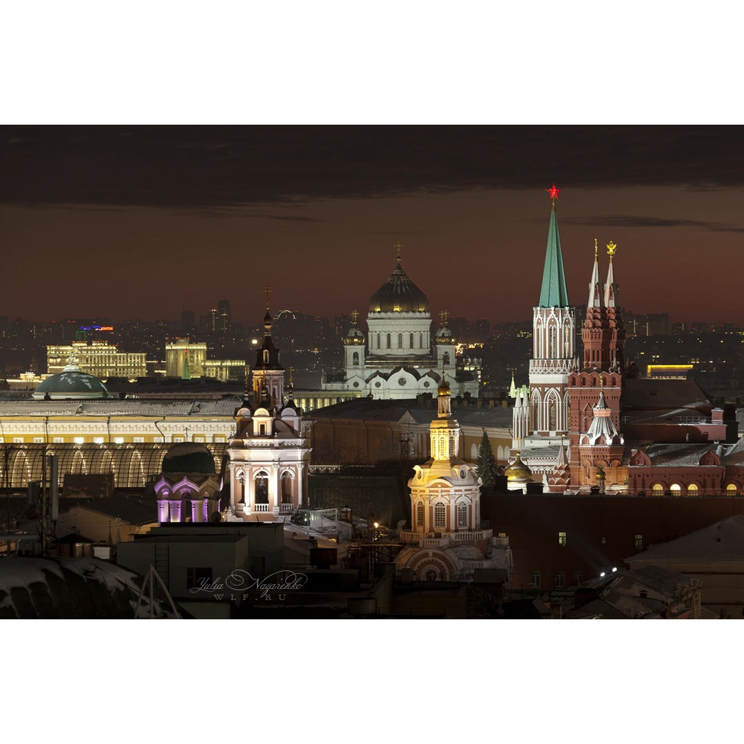Ночная Москва _6CR0083