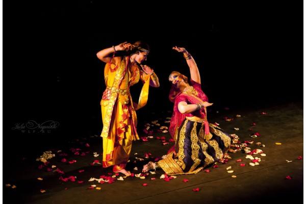 Концерт индийского танца