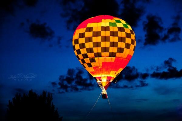 Фестиваль воздушных шаров в Переславле-Залесском