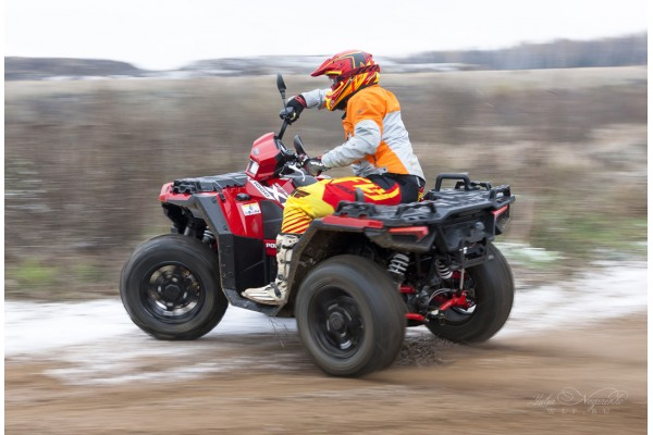 Тест-драйв Brandt Motors Polaris