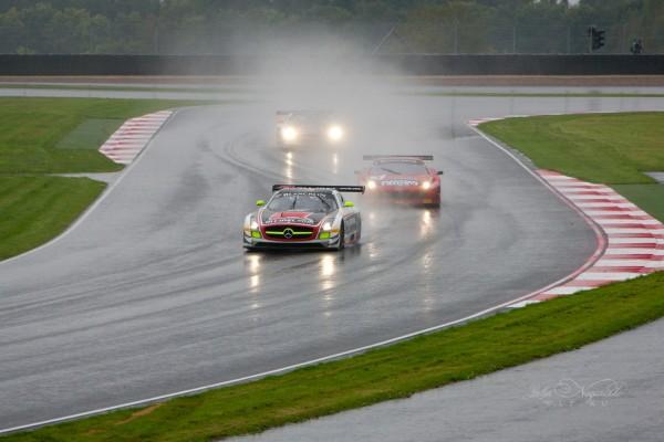 Blancpain дождевые гонки