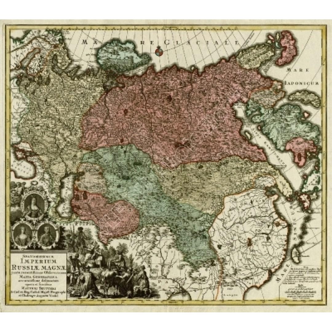 Карты и гравюры