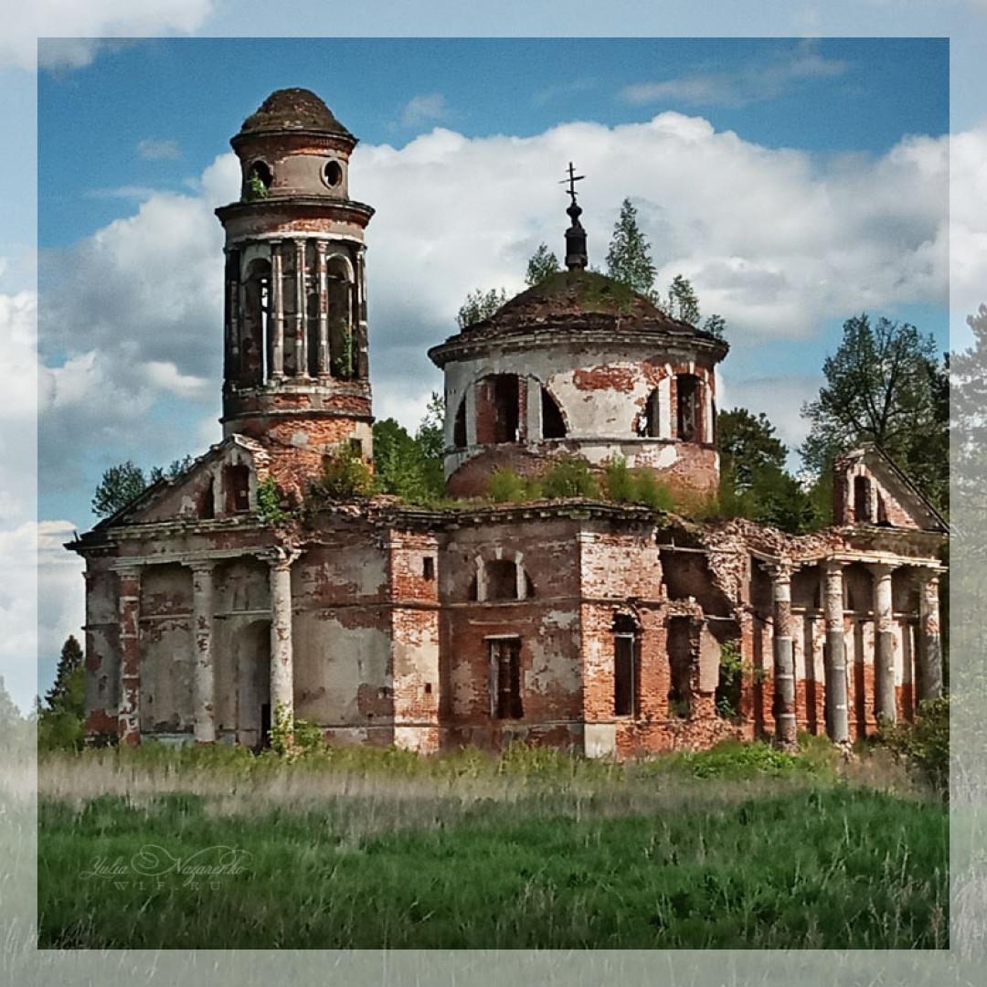 07.06.2020 Фототур: Северо-Запад Московской области.