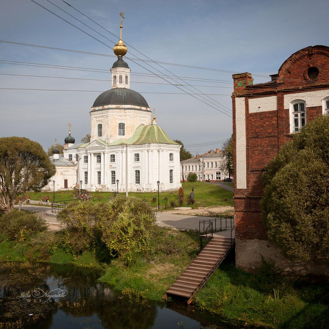 Экспресс - Фототур: Вязьма - Можайск. 24.12.2017