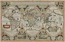 Старинные карты и гравюры купить